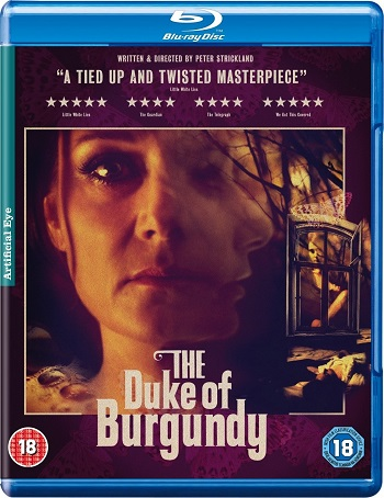 The Duke of Burgundy poster image