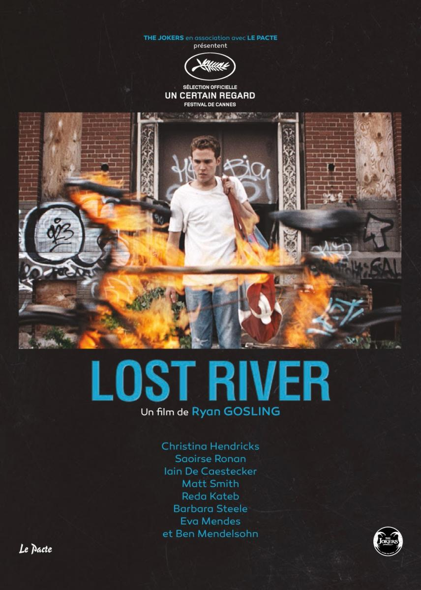 Lost River poster image
