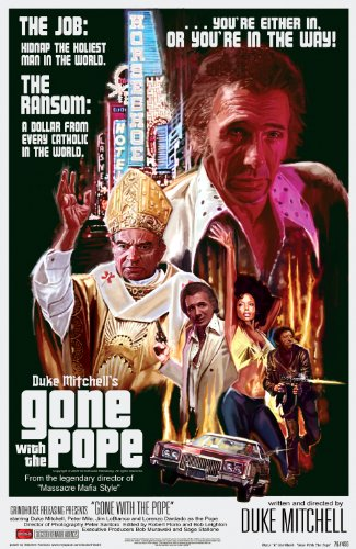 Gone with the Pope poster image