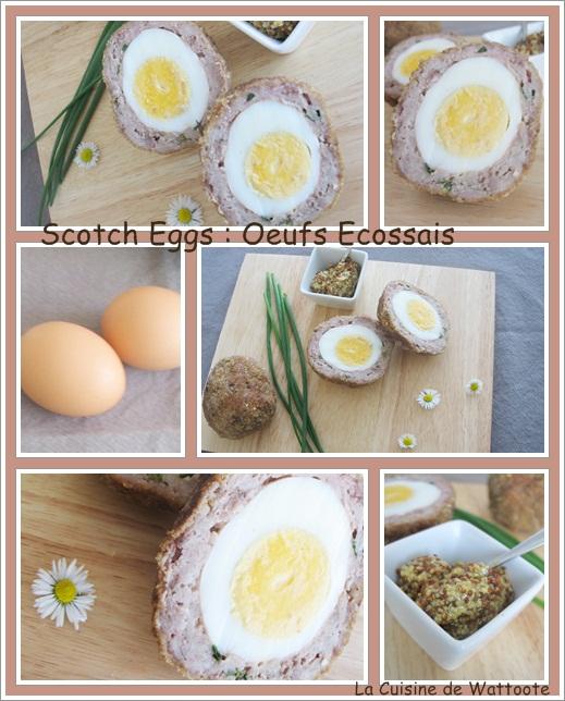 scotch eggs oeufs ecossais