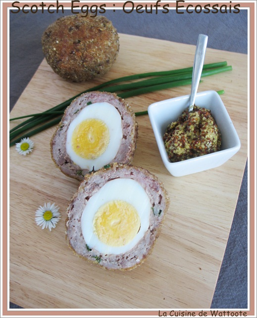 scotch eggs oeufs ecossais