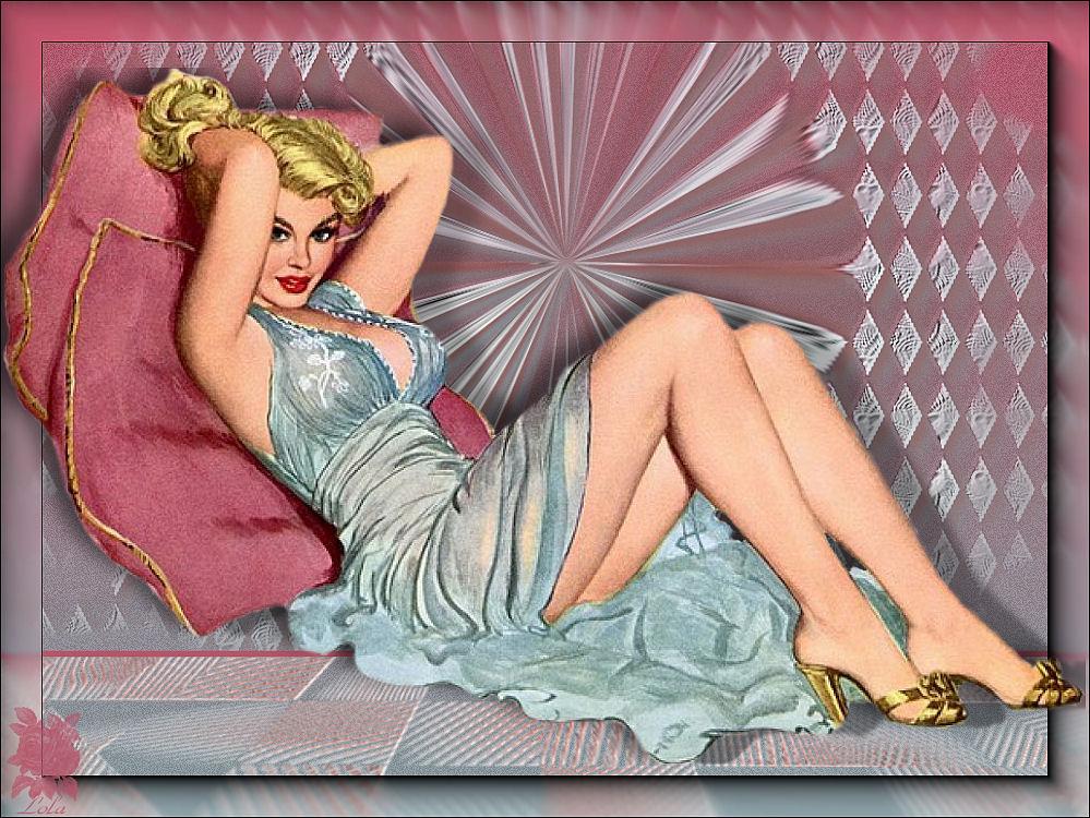 La sexy Rita
