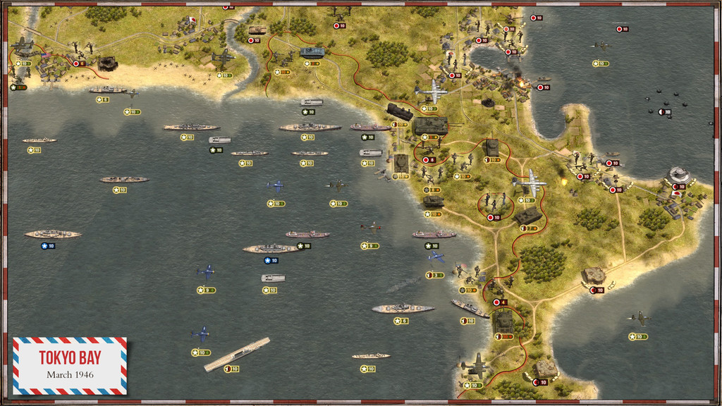 Order of Battle: Pacific image 3
