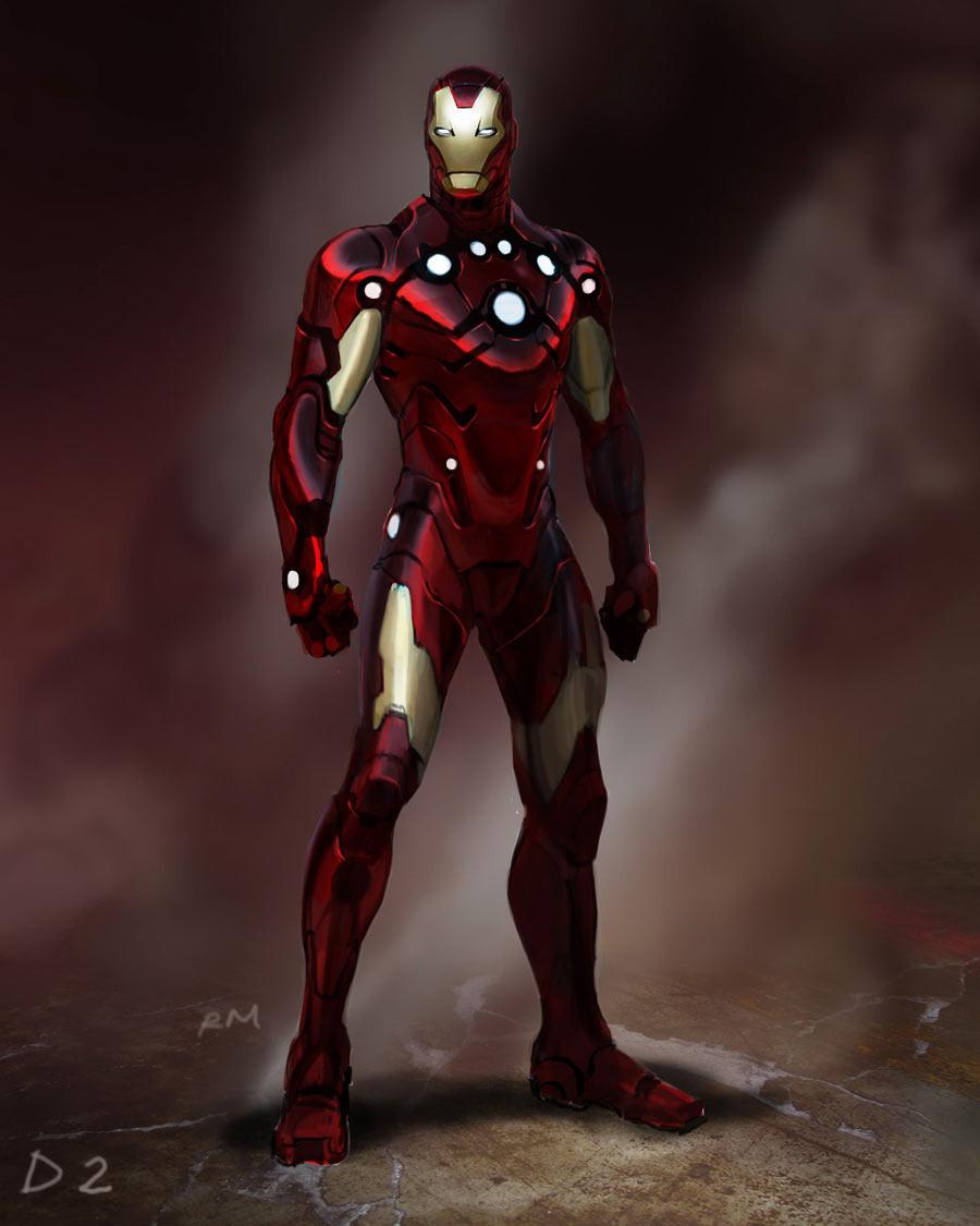 IRON MAN 3 - Recap des armures - Page 2 15050205412454935
