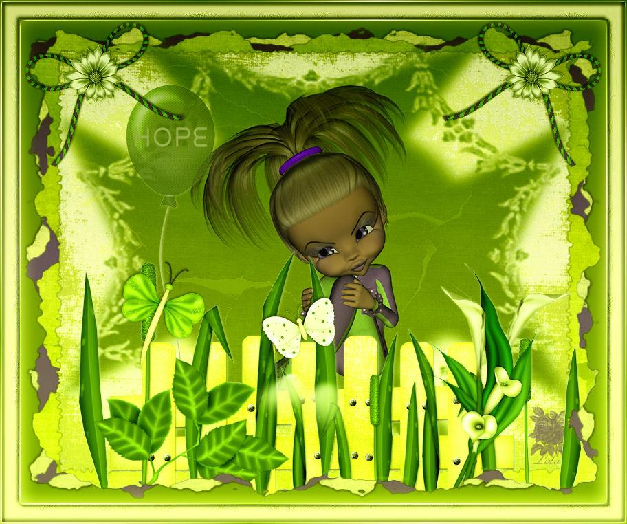 Hopeful Green