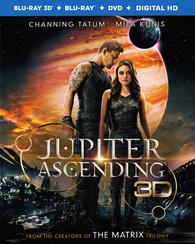 Jupiter Ascending poster image
