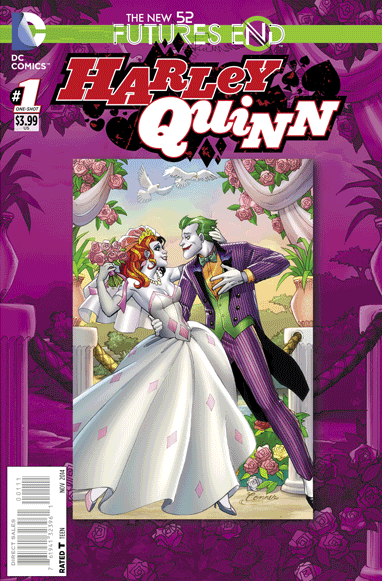 Harley Quinn Futures End - Tome 01