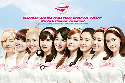 少女時代 GIRLS'GENERATION WORLD TOUR / GIRLS & PEACE IN SEOUL