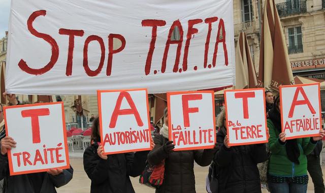 Aucun journal ne s'est fait l'écho de cet avertissement de l'ONU contre le TAFTA... 150512122400987883