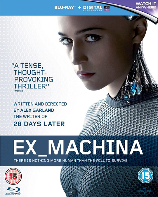 Ex Machina (2015) Hollywood Movie Watch Online : Watch