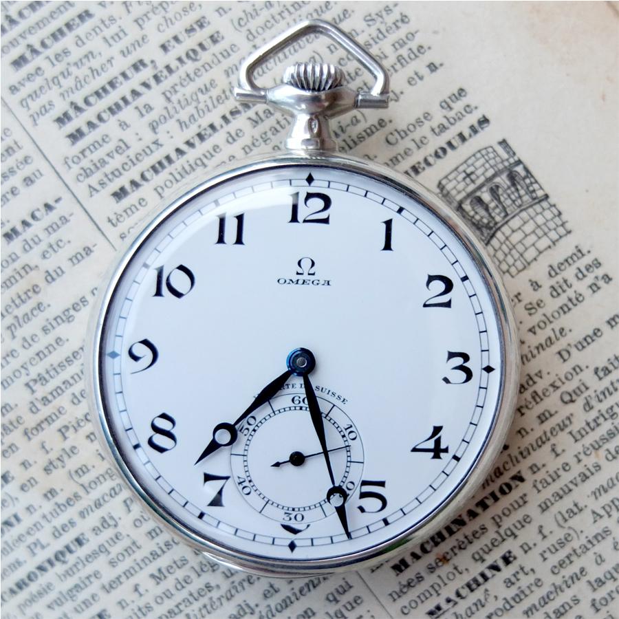 Les plus belles montres de gousset des membres du forum - Page 7 150515064520723006