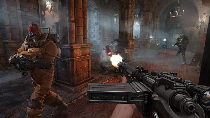 Wolfenstein: The Old Blood image 3