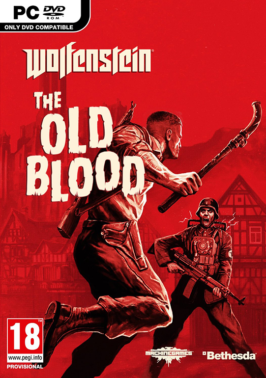 Poster for Wolfenstein: The Old Blood