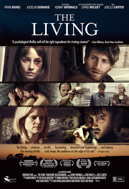 The Living poster image