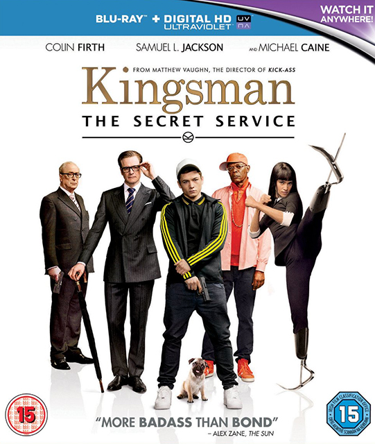 Kingsman: The Secret Service poster image