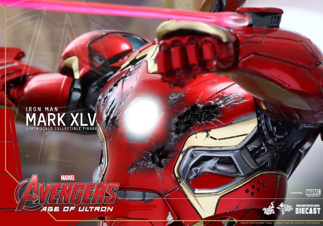 AVENGERS 2 : AGE OF ULTRON - IRON MAN MARK XLV (MMS300DC11) 150522012938468149