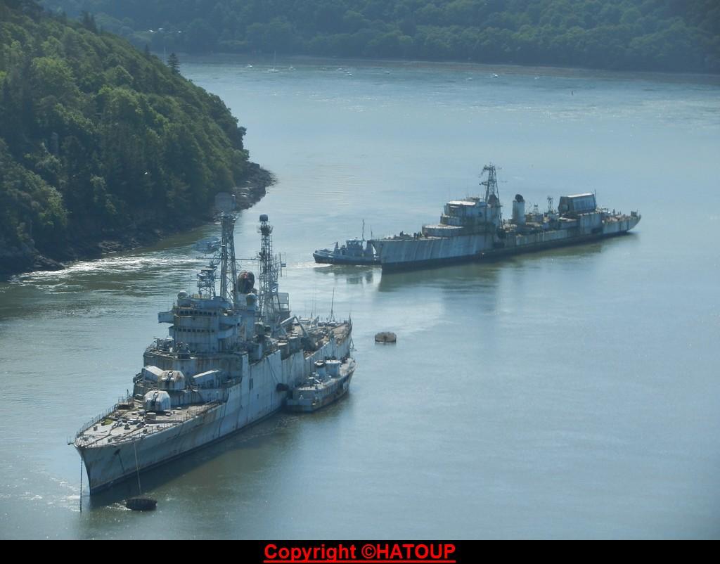 [Autre sujet Marine Nationale] Démantèlement, déconstruction des navires - TOME 2 - Page 2 150522014423384925
