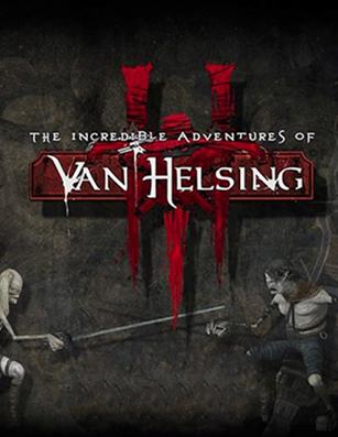 Poster for The Incredible Adventures of Van Helsing III