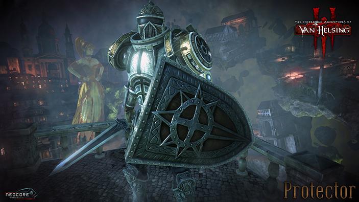 The Incredible Adventures of Van Helsing III image 1