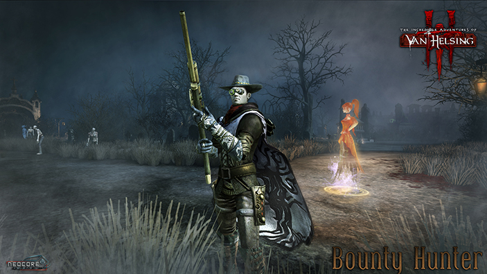 The Incredible Adventures of Van Helsing III image 2