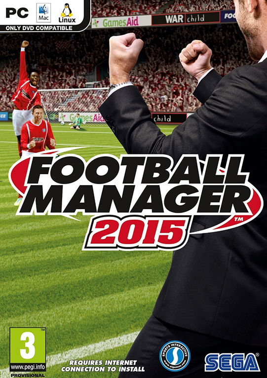 Poster for Football Manager 2015