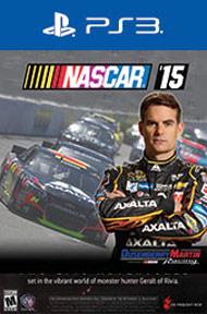 Poster for NASCAR '15