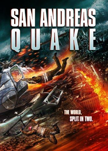 San Andreas Quake poster image