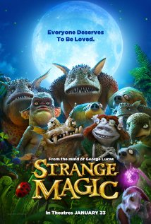 Strange Magic poster image