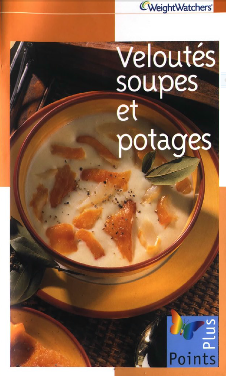 Veloutés soupes et potages