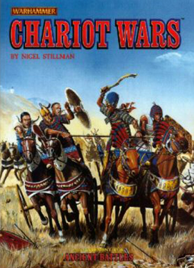 Poster for Chariot Wars