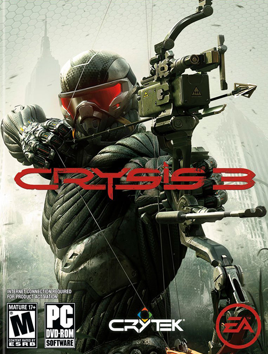 Poster for Crysis 3