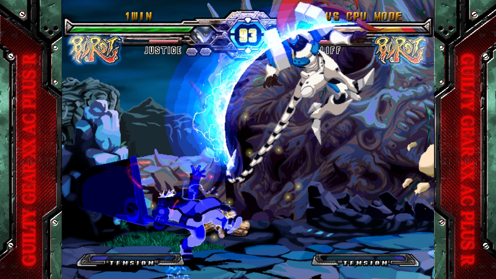 Guilty Gear XX Accent Core Plus R image 2