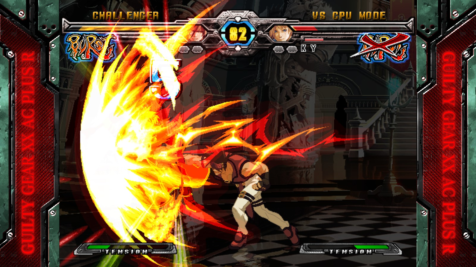 Guilty Gear XX Accent Core Plus R image 1