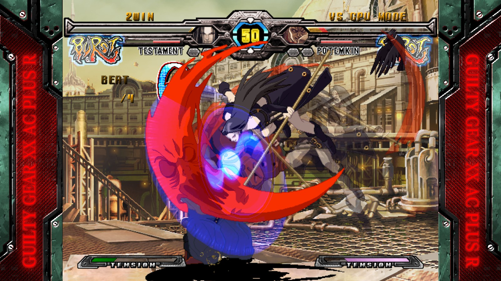 Guilty Gear XX Accent Core Plus R image 3