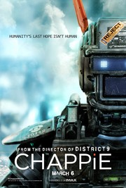 Chappie poster image