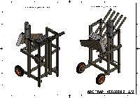 arc trap fabrication. Black Bedroom Furniture Sets. Home Design Ideas