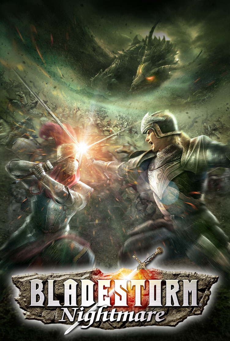 Poster for Bladestorm: Nightmare