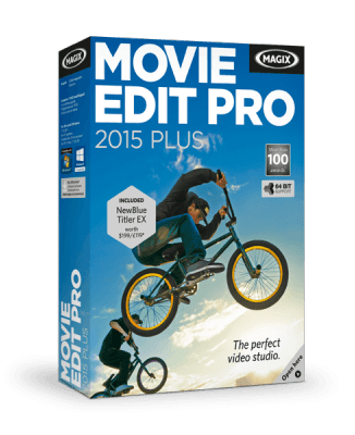 Poster for MAGIX Movie Edit Pro 2015 Plus v14.0.0.172