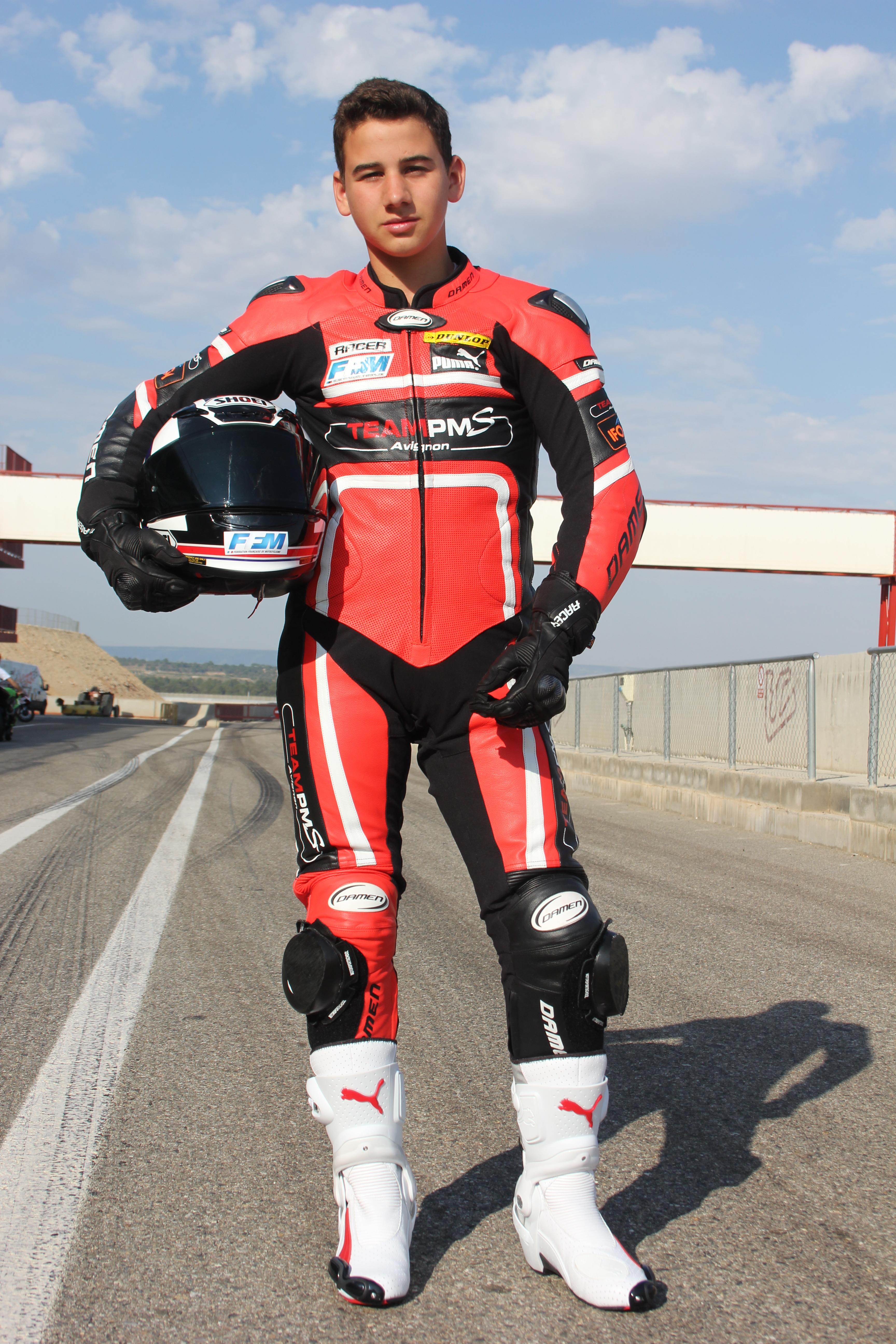 [Pit Laners en course] Mickael Coupé (FSBK Moto 3 Junior)  - Page 2 150604022534135085