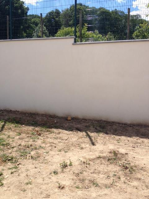 mur de soutenement de six mois avec des micro fissures 33 messages. Black Bedroom Furniture Sets. Home Design Ideas