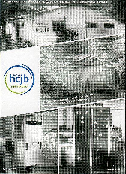 "QSL de HCJB ""Allemagne"". 150606103552482089"