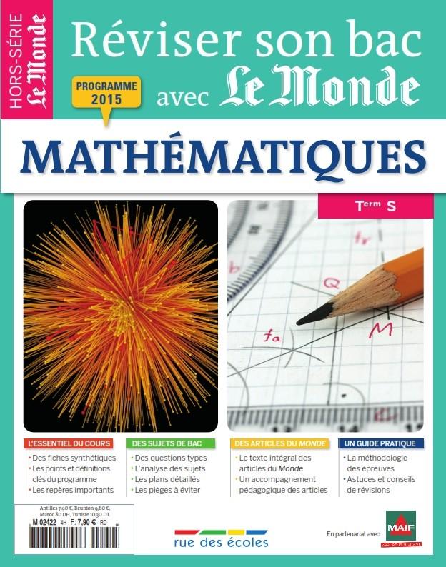 Réviser son bac 2015 avec le Monde - Mathématiques