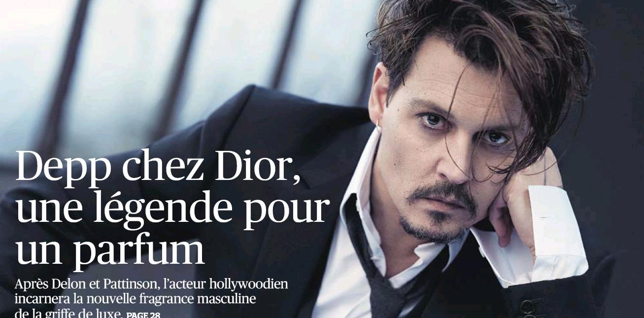 Johnny, la nouvelle égérie du parfum Dior - Page 2 150611110457950358