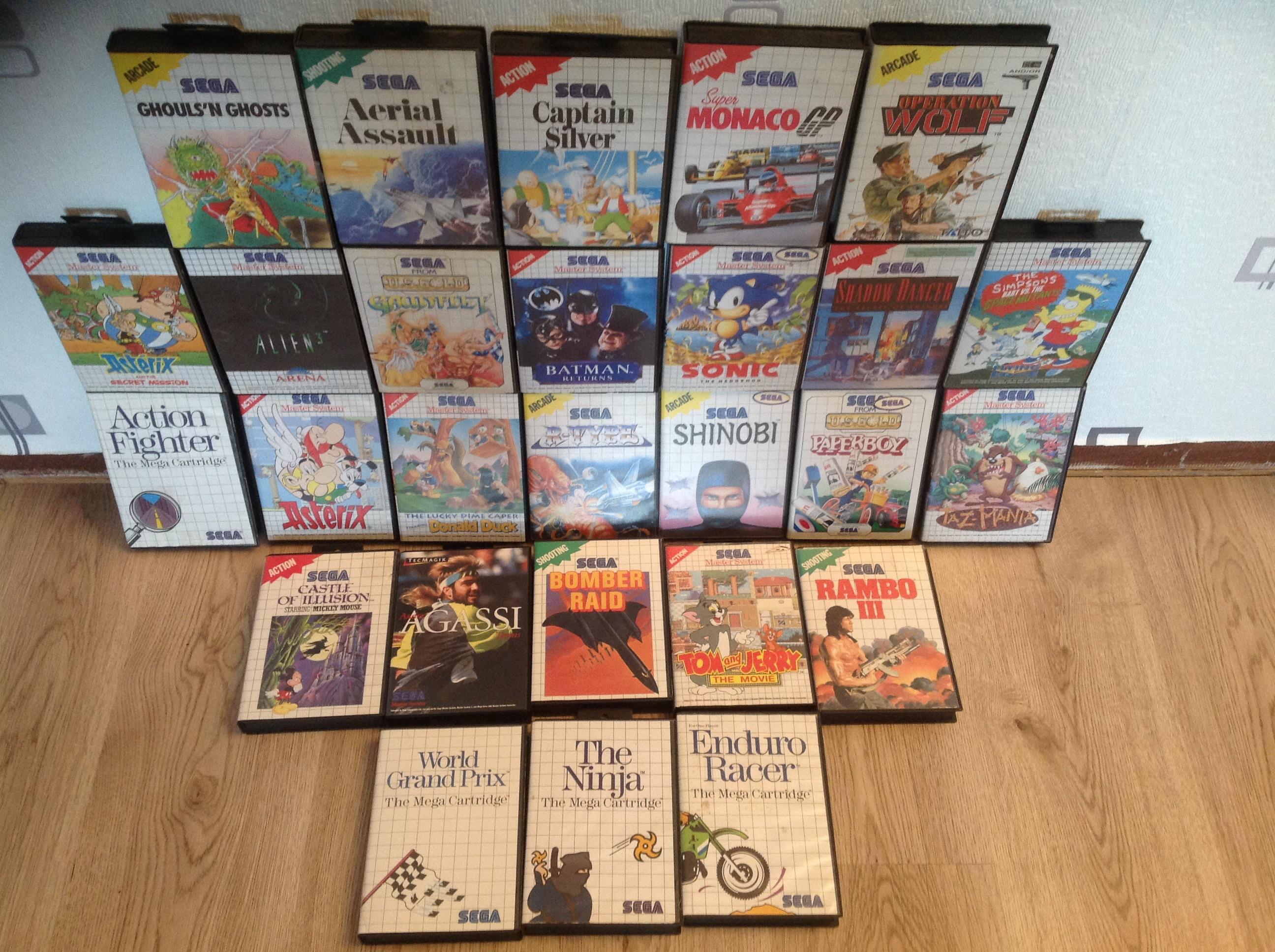 Ma collection de jeu depuis 6 mois 150612100443745588