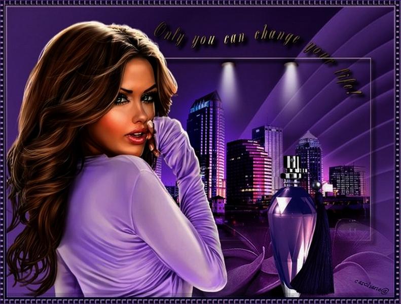 Je vois la vie en mauve violet parme page 104 supertoinette for Mauve la vie claire