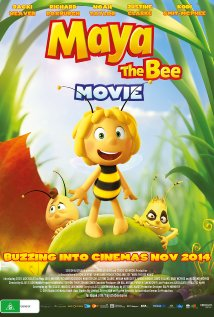 Maya the Bee Movie poster image