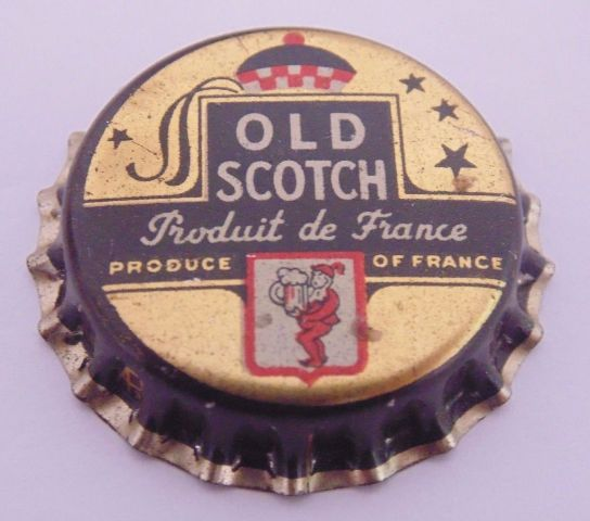 Old Scotch Brasserie Forta (et Colmar Pils) 150618081834241699