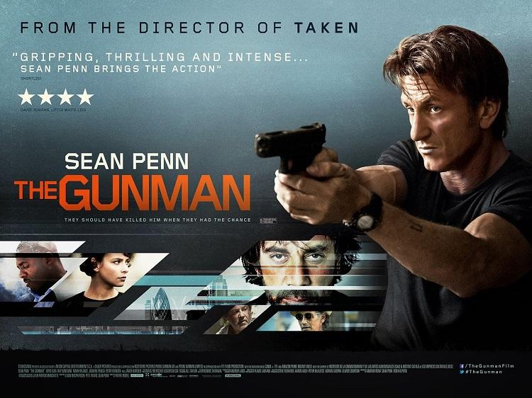 The Gunman image