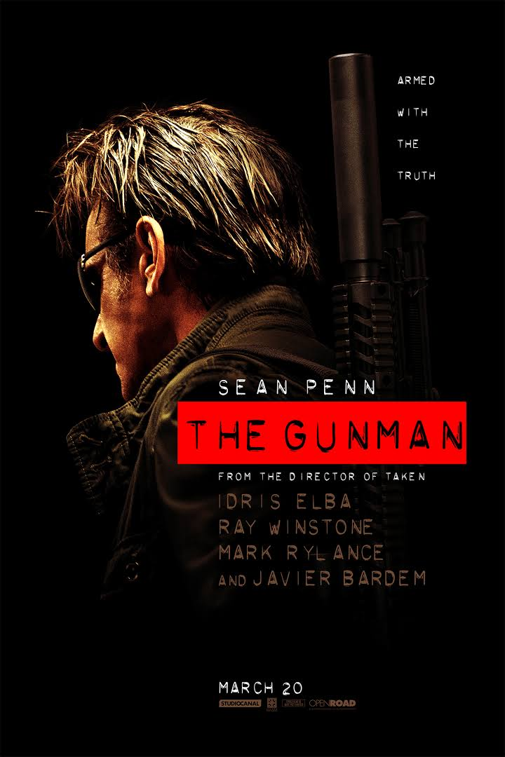 The Gunman poster image