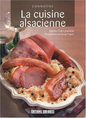 Connaître la cuisine Alsacienne